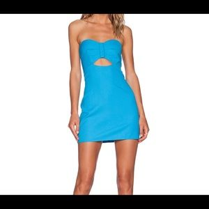 NBD x Naven Twins Rockstar Dress - NEW